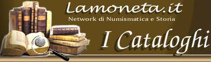 indice del catalogo numismatica