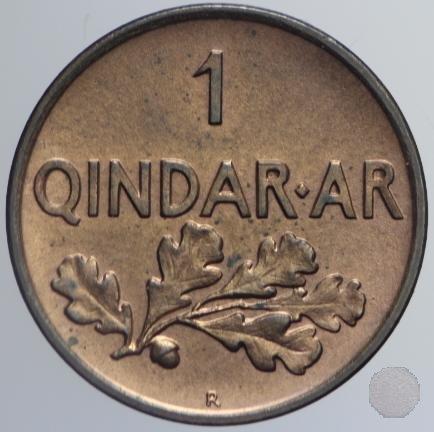 1 QINDAR AR 1935 (Roma)