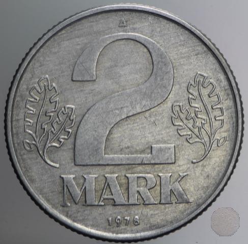 2 MARK II tipo 1978 (Berlin)