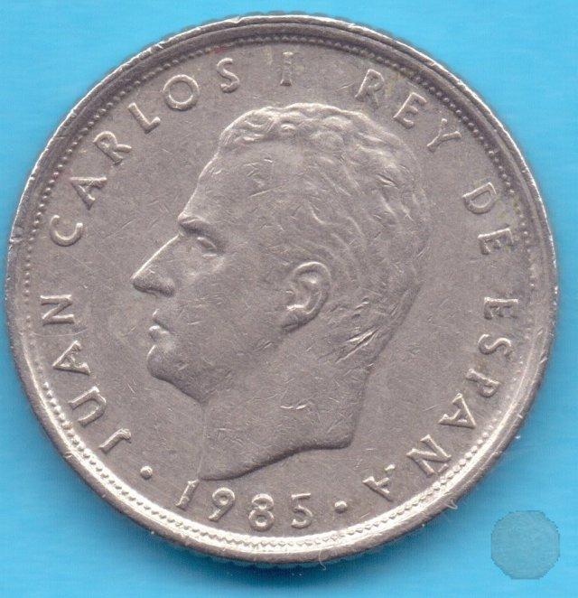 10 PESETAS 1985 (Madrid)