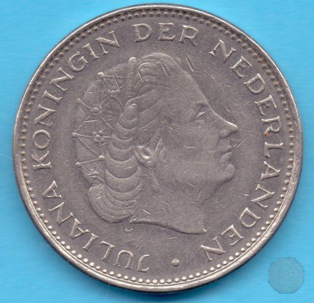 2-1/2 GULDEN 1969 (Utrecht)