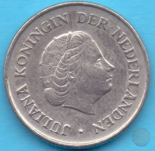 25 CENTS 1972 (Utrecht)