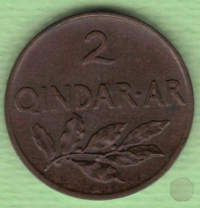 2 QINDAR ARI 1935 (Roma)