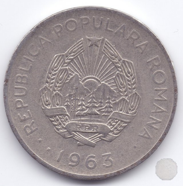 3 Lei 1963 (Bucuresti)