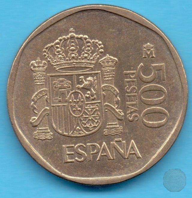 500 PESETAS 1987 (Madrid)