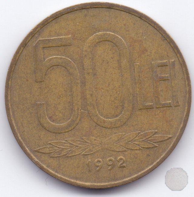 50 Lei 1992 (Bucuresti)