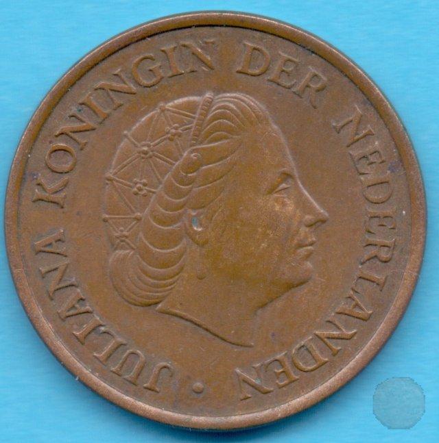 5 CENTS 1960 (Utrecht)