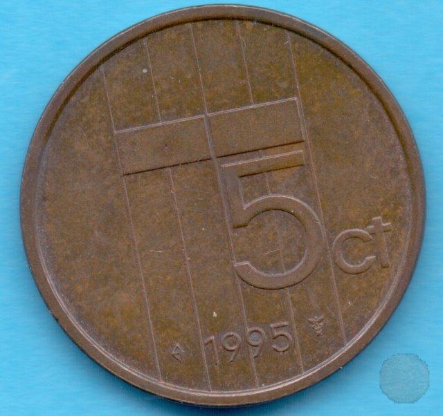 5 CENTS 1995 (Utrecht)