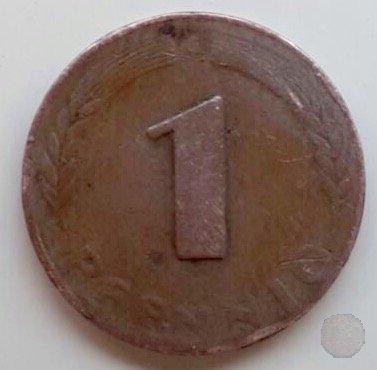 1 PFENNIG 1948 (Karlsruhe)