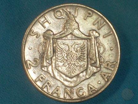 2 FRANGA ARI III tipo 1935 (Roma)